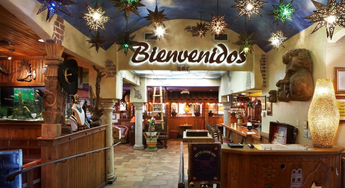 El Chaparral Restaurant In San Antonio Texas Garcia