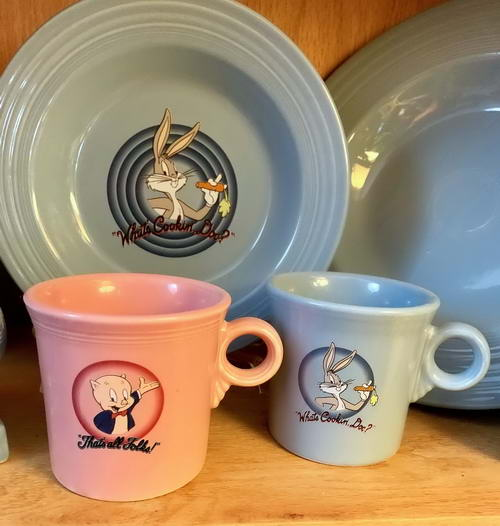 Fiesta Warner Brothers Dinnerware