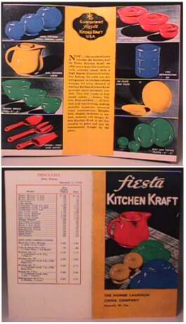 Kitchen Kraft From Homer Laughlin