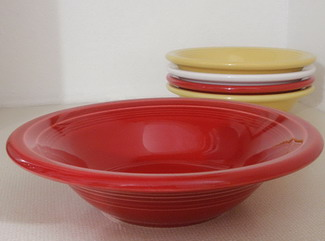 Fiesta Stacking Cereal Bowls