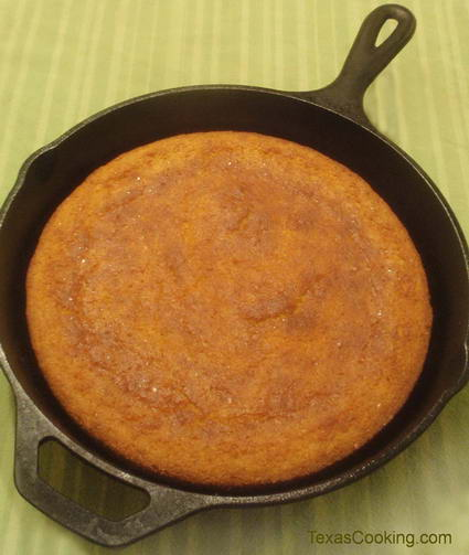 365-Day Buttermilk Cornbread