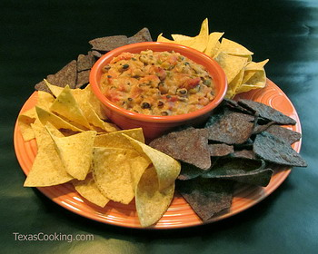 ... chips. From Patricia Mitchell's article on black-eyed pea recipes