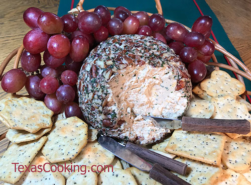 Ronette's Fantastic Cheese Ball