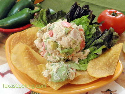 Cinco de Mayo Chicken Salad