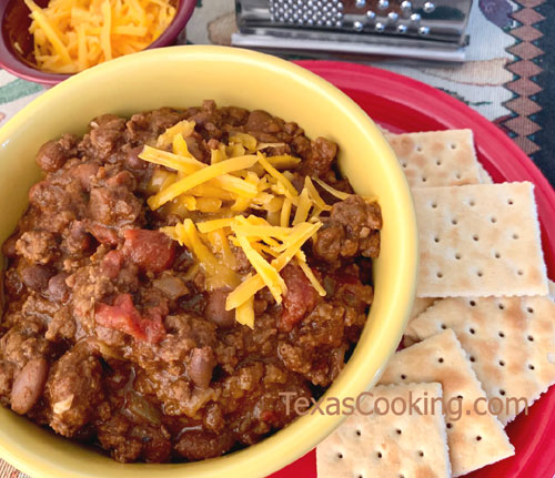 Friday Night Chili