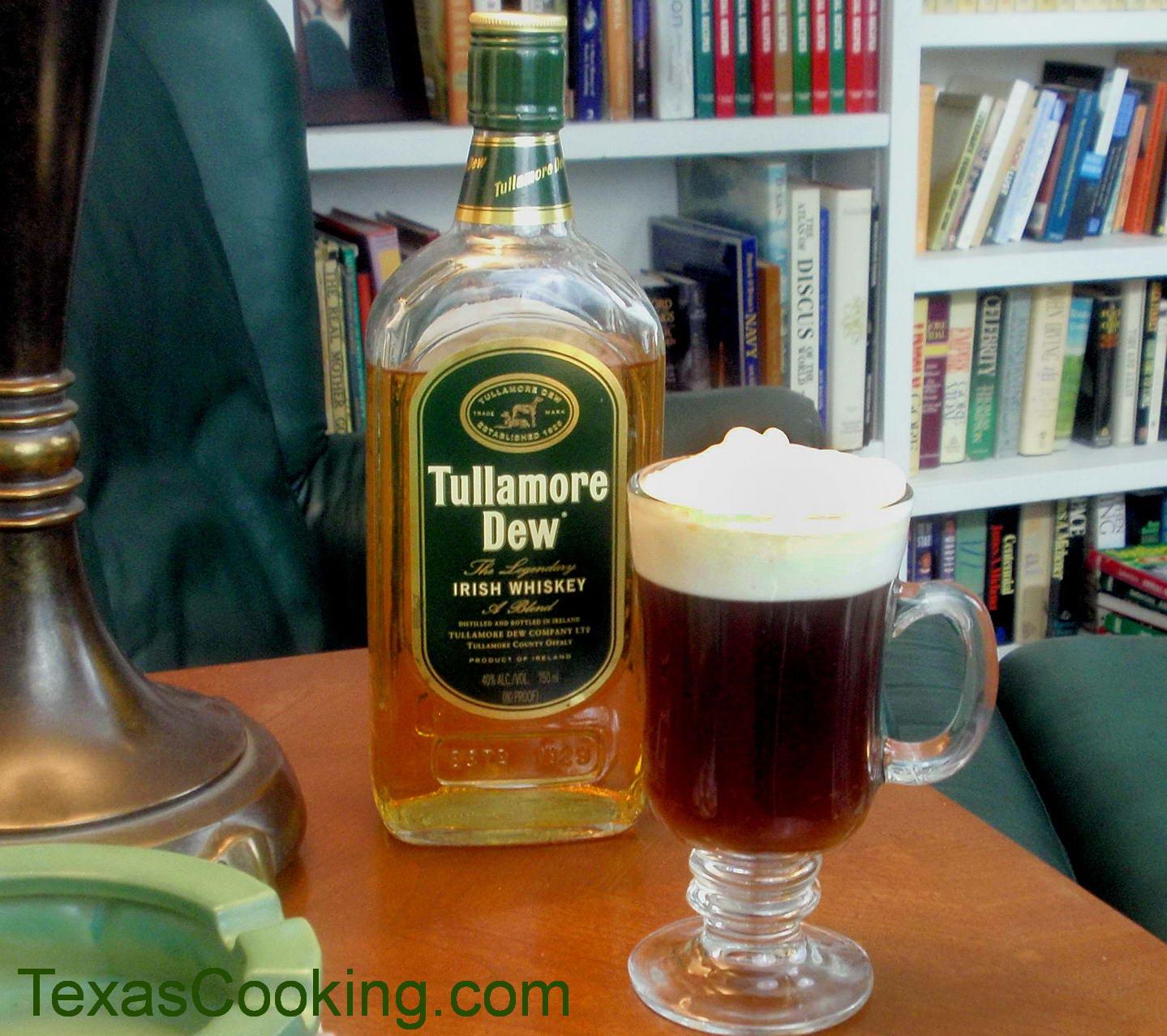Spirited Irish Drinks