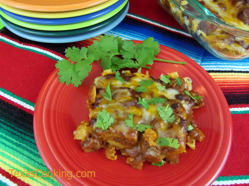 Tamale and Frito Pie