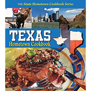 Texas Hometown Cookbook by Sheila Simmons
