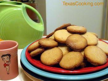 Caramel Sugar Cookies
