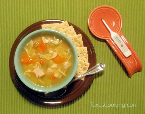 Chicken Soup for Colds