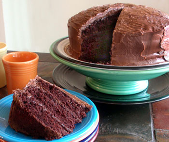 Favorite Chocolate Layer Cake