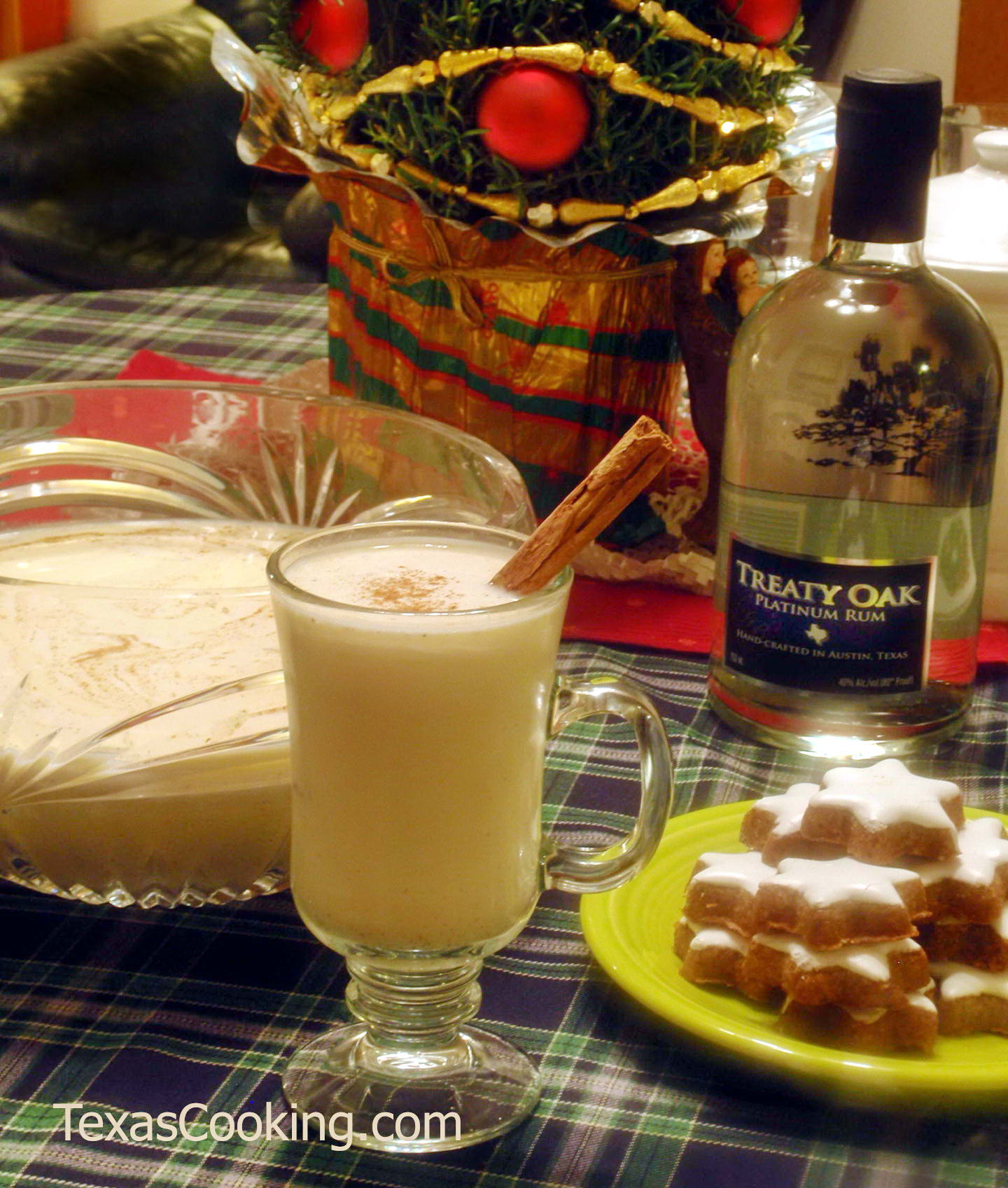 Egg Nog Using Heavy Cream: EggnogRecipe