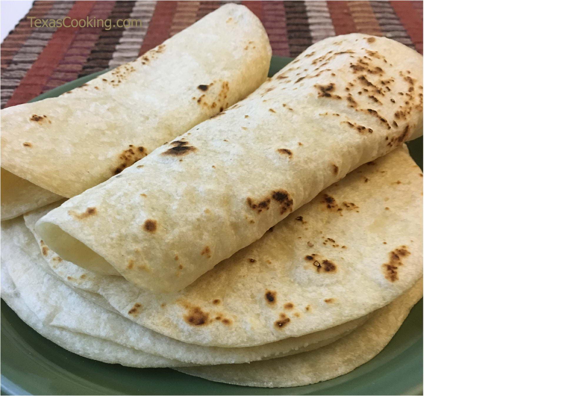 Novice How To Make Flour Tortillas