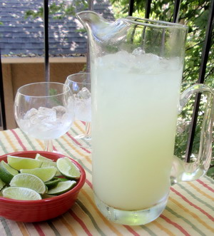 Pitcher of Margaritas