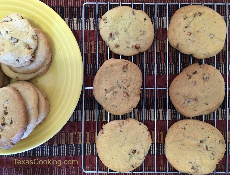 Pecan Refrigerator Cookies