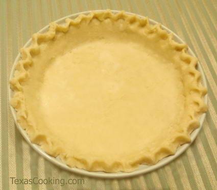 Stnadard Pie Pastry Crust