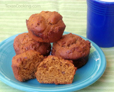 Pumpkin Bread (or Muffins)