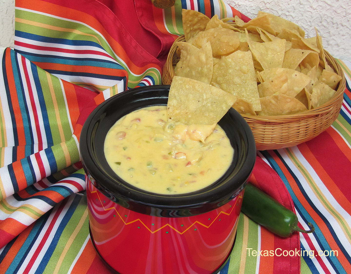 Recipe of the Week: Chile con Queso