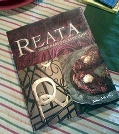 The Reata Cookbook