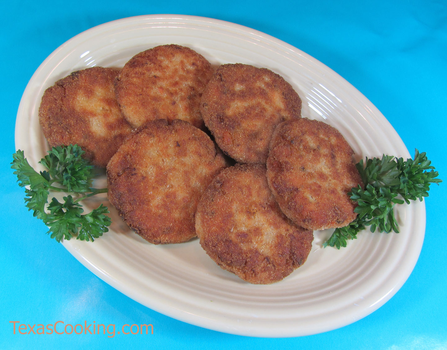 Grandma's Salmon Patties Recipe
