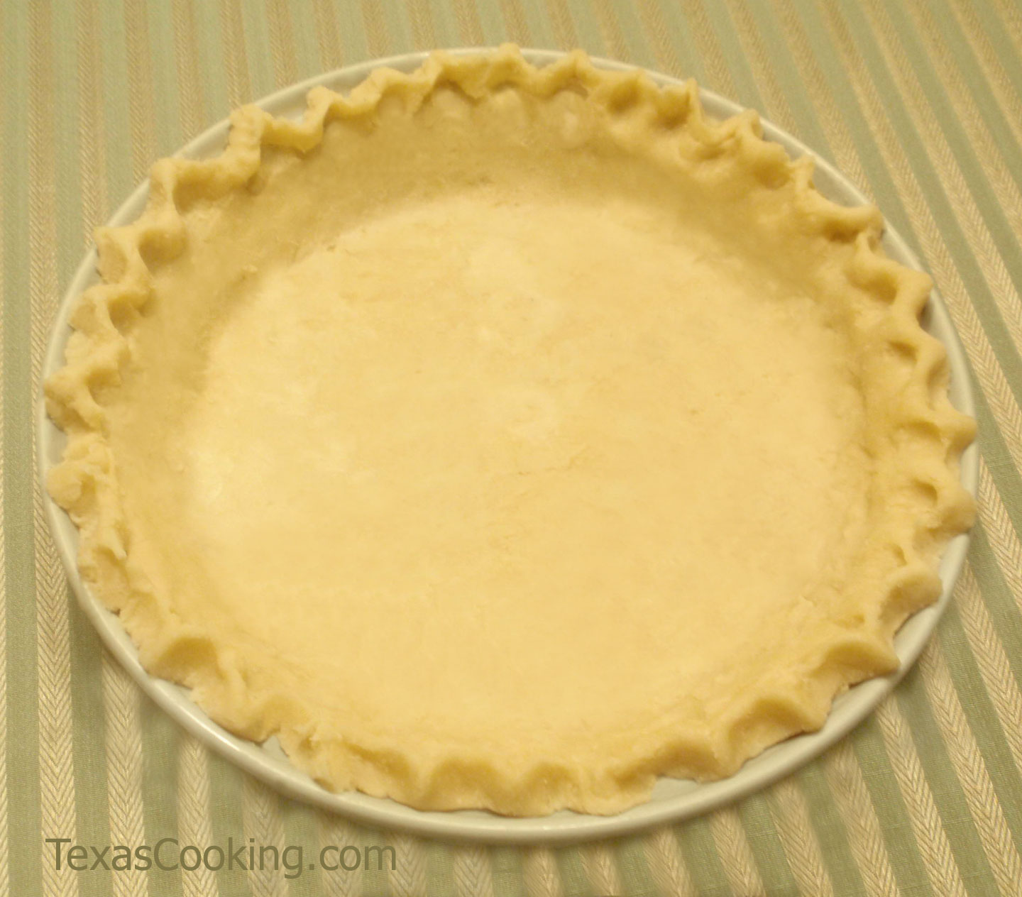 how to make pie crust pastry flour