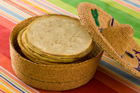How to cook with tortillas