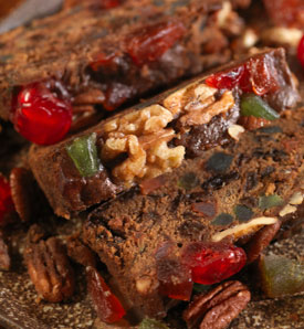 Recipe Of The Week Old Fashioned Brandied Fruitcake