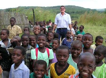 Jim in Malawi