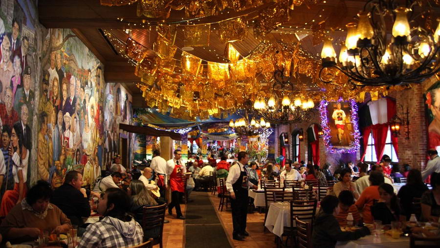 Mi Tierra Restaurant In San Antonio Texas