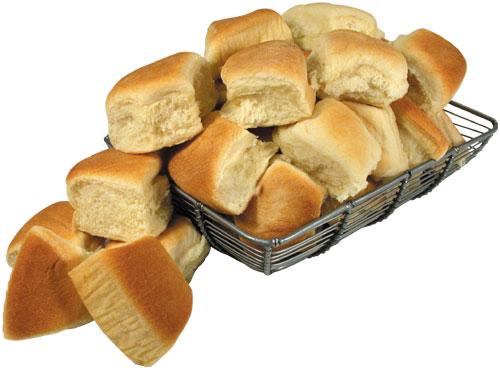 Homemade Yeast Rolls & Breads